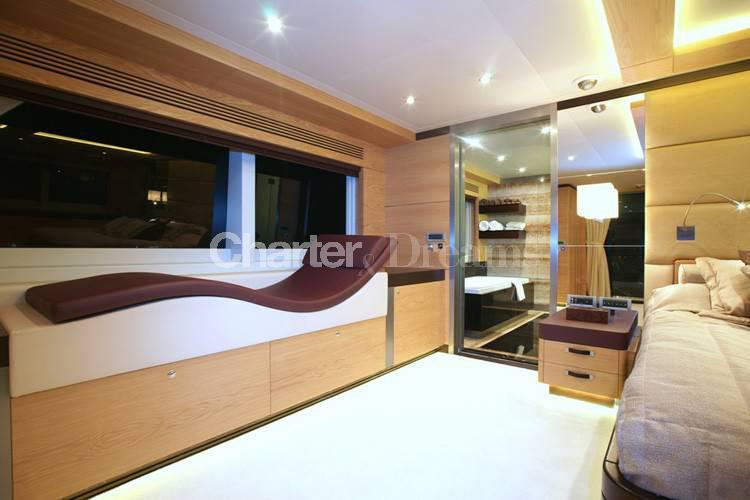 Superyacht Bilgin Yachts Magnificent Yacht Furniture Design
